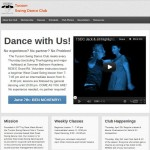 Tucson Swing Dance Club Website