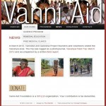 vanniaid.net Charity Donation