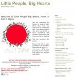 littlepeoplebighearts.org Charity Drive